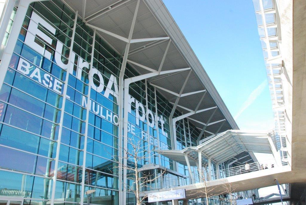 Stalder s'occupe de la maintenance de l'Euroairport
