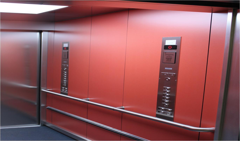 Modernisation ascenseur