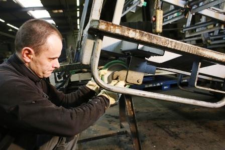 maintenance industrielle en entreprise