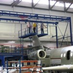 Maintenance dans l'aéronautique en France et en Suisse