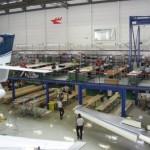 Maintenance en France dans l'industrie aéronautique