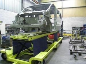 Renault Remorque élévatrice