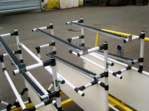 Raccord modulaire pour l'industrie