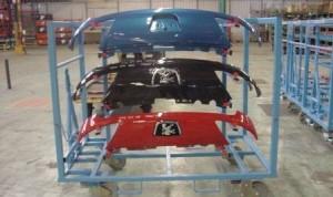 chariot manut
