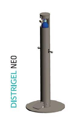 3. Distrigel Neo - distributeur de gel hydroalcoolique