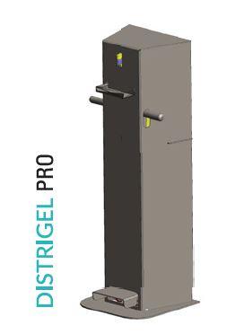 4. Distrigel Pro - distributeur de gel hydroalcoolique