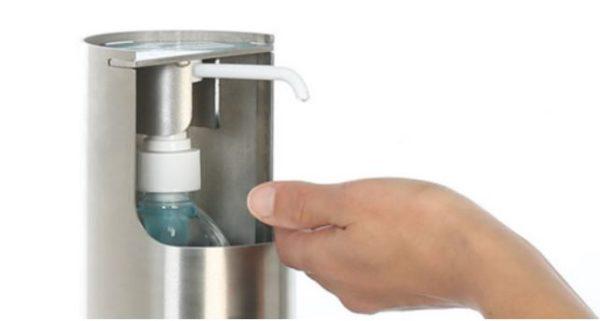 Distributeur de gel PMR