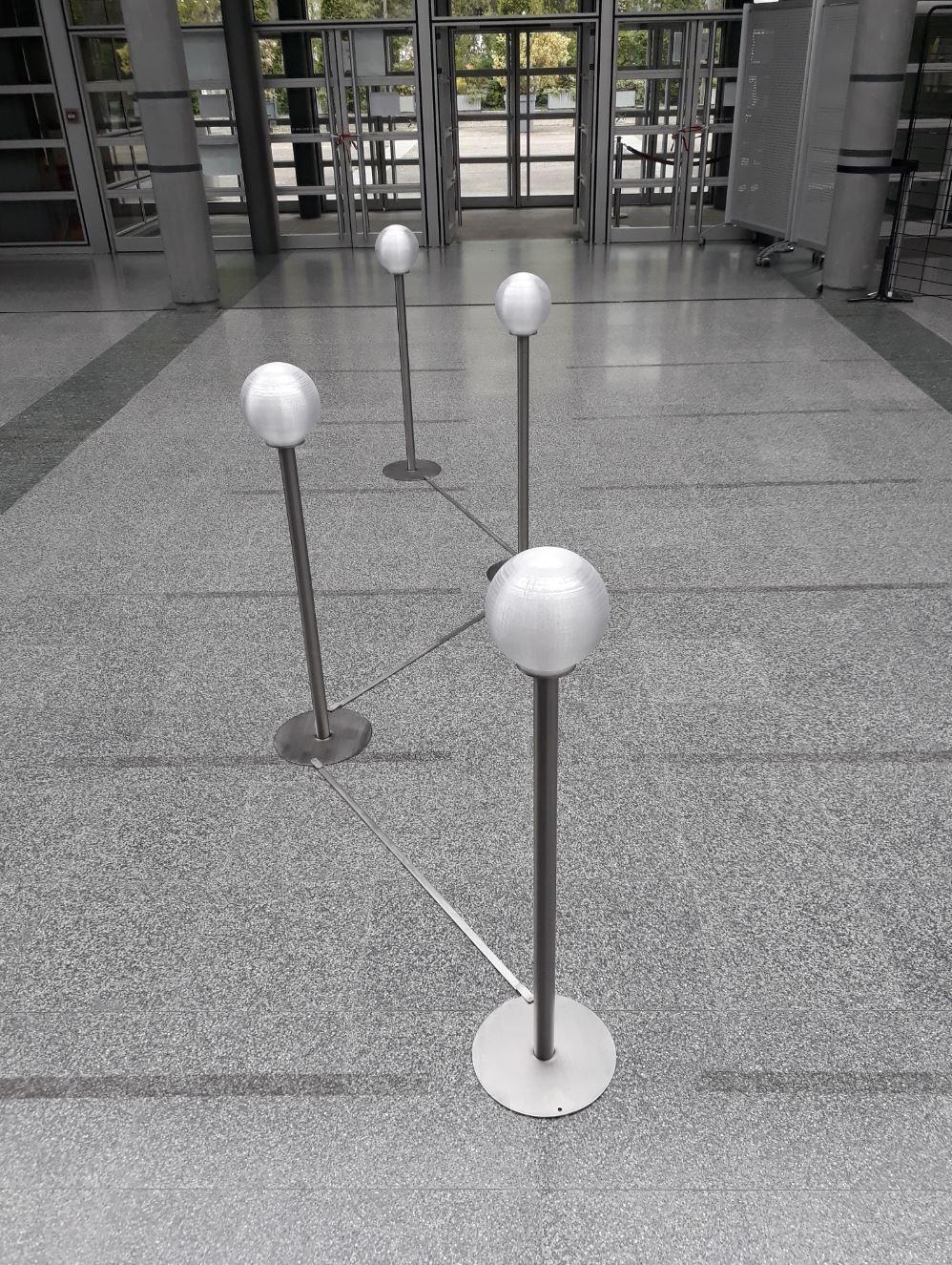 sphere file attente